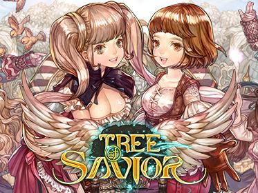 基本無料の新作2DファンタジーMMORPG 『Tree of Savior(ツリーオブセイバー)』