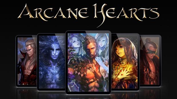 基本プレイ無料の新作ブラウザファンタジーMMORPG 『アーケイン ハーツ』