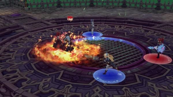 基本プレイ無料の新作ドラマチックアクションRPG『セブンスダーク』 高難度ダンジョン&3対3の対人戦「チームアリーナ」を実装したぞ~!