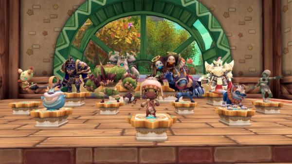 基本プレイ無料のクロスジョブファンタジーRPG『星界神話』 100人対100人に大型対人戦「デザートアリーナ」を実装したぞ!!