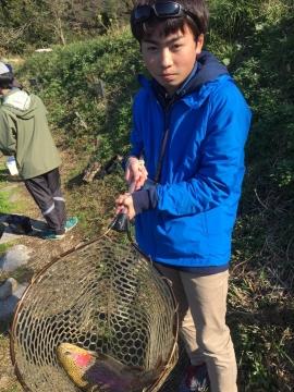 2016 管釣り 五頭_7213