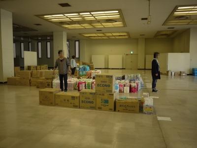 熊本地震支援④