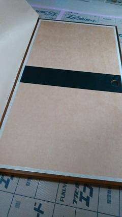 和室から洋間のドア