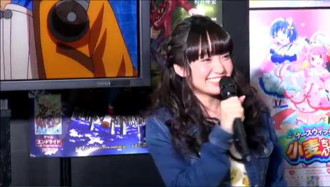 【AnimeJapan2016】4月期新アニメ『エンドライド』ステージ② ~ヒロインとペットの異世界!女子会!?編~