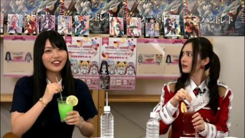 《MC:大久保瑠美,M・A・O》ハンドレッドLIVE 100MHz 第2回