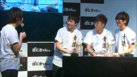 【AnimeJapan2016】 2日目 ぽにきゃんブース「ダイヤのA」ステージ