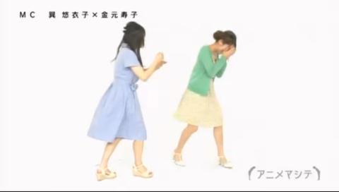 【1週間限定】アニメマシテ 2016年7月11日(月)放送分(MC:巽悠衣子×金元寿子)