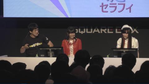 『ワールド オブ ファイナルファンタジー』TGS出張スペシャル