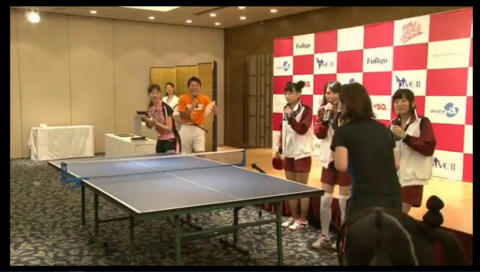 TVアニメ「灼熱の卓球娘」キャスト発表記者会見生中継