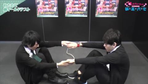 TVアニメ「私がモテてどうすんだ」WEB動画番組「四×五×六×七」#3