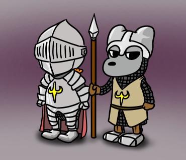 20160906ドレッド&ロンリー騎士