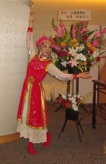モンゴル舞踊