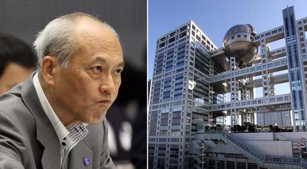 舛添氏が反撃開始 妻子の取材に対しフジテレビをBPO提訴