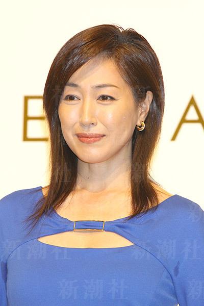 高島礼子(51)。二重の裏切りを彼女が知るのは、逮捕当日の昼過ぎだった