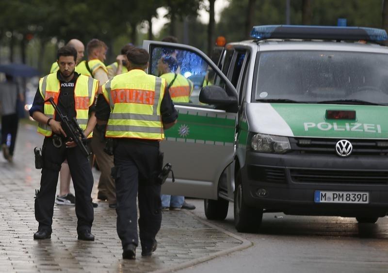 ドイツ・ミュンヘンで銃発砲 複数の死傷者