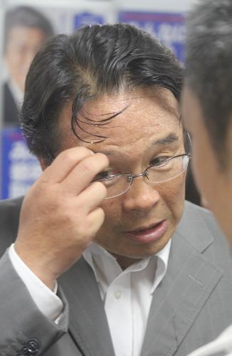 鳥越氏の敗北を受け、党執行部を批判した民進党都連会長の松原仁氏