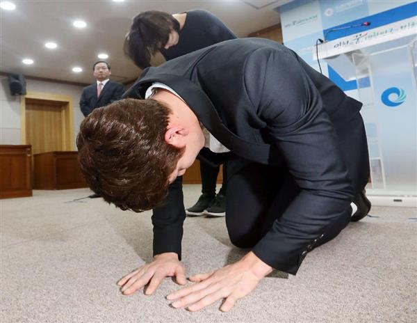 ドーピングで前回金メダルの韓国競泳・朴泰桓 薬を断たれたリオで凄い事に