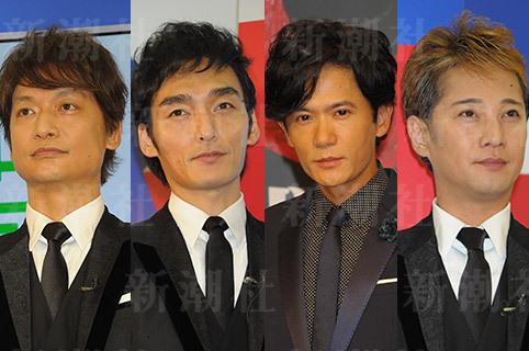 【SMAP】どうなる4人の今後――中居は吉本移籍?