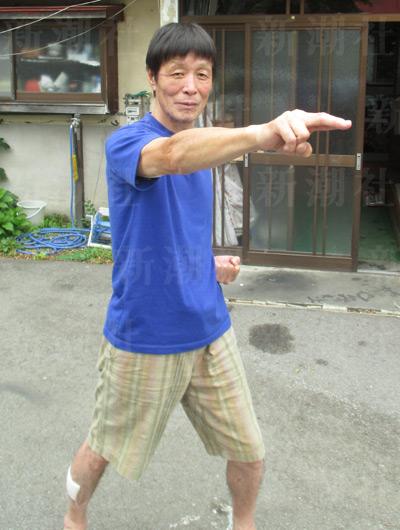 青木篤さん(63)