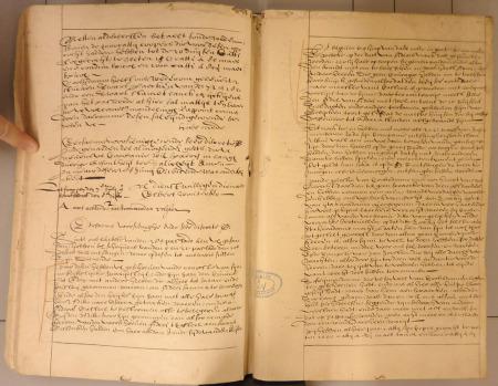 「大坂の陣」について記された在日オランダ人の書簡発見。豊臣秀頼が寝返った大名たちを城壁から突き落とす様子など描かれる