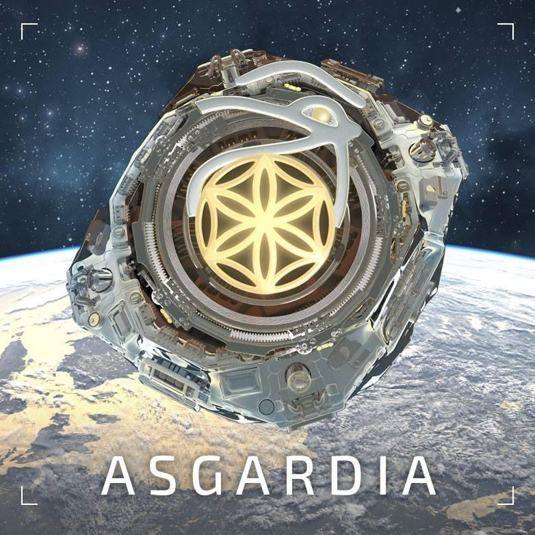 宇宙最初の国家「アスガルディア」