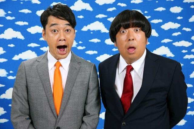 バナナマン(写真)がMCのテレビ東京系『YOUは何しに日本へ?』にHey! Say! JUMPとジャニーズWESTのメンバーがガチ参戦