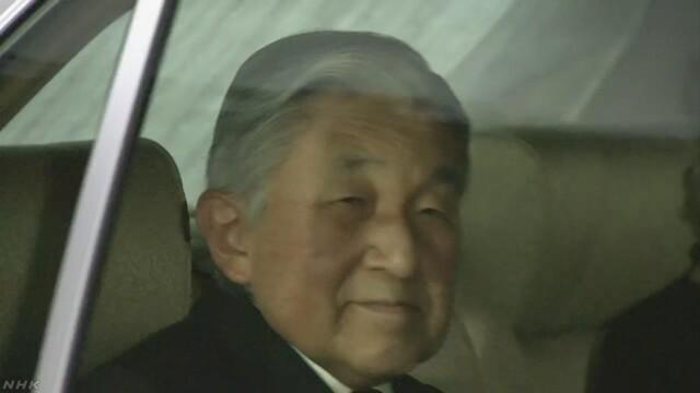 天皇陛下 会見取りやめでフィリピン大統領にメッセージ