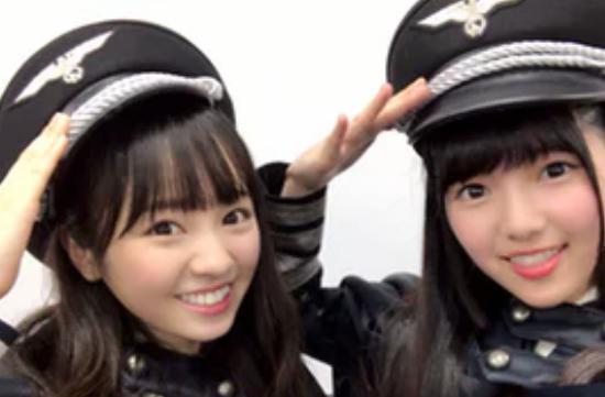 欅坂46 ナチ Japanese band sparks anger with Nazi-style Halloween costumes