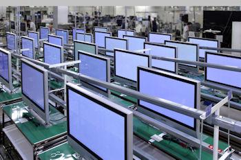 パナソニックプラズマディスプレイが倒産 負債5000億円 「ビエラ」ブランドのテレビ製造