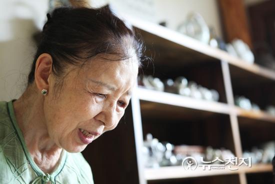 「茶道文化の生き証人」シン・ウナク、茶を語る。 「我が国の茶文化(抹茶)が、日本に渡った」