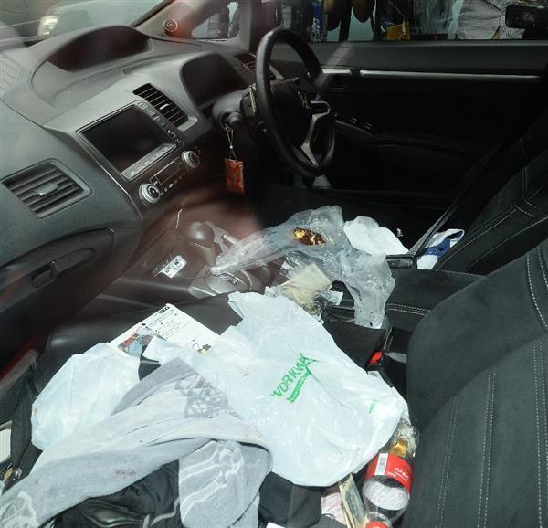 植松容疑者、昨年傷害容疑で書類送検 通行人にけが負わす