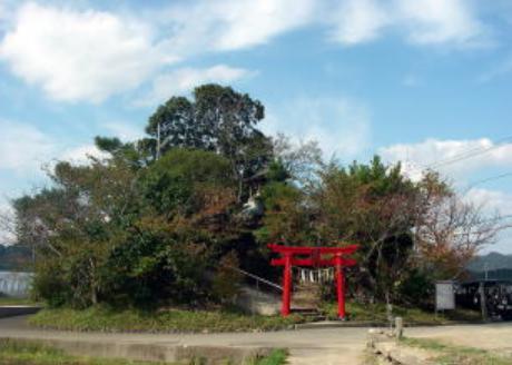 6.1mの山「日本一低い」山開き