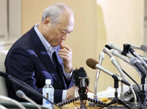 舛添都知事、辞任を否定 宿泊・飲食費20件が不適切