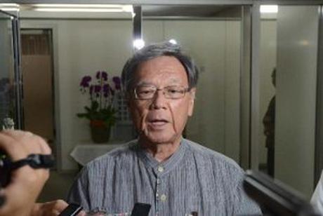 中国軍艦の尖閣周辺侵入に無反応の沖縄県知事 東京都知事以上に不適任