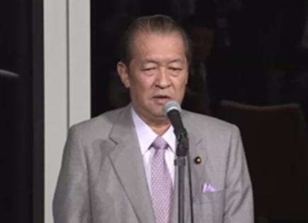 鳩山邦夫氏死去 67歳