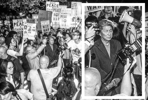 SEALDs 鳥越氏に取り憑く 「東京都知事選でしっかり勝って欲しい。勝たせたい」