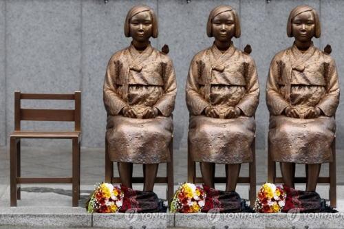 【朝日社説】慰安婦問題、日本は少女像の移転に固執せずに合意の履行を