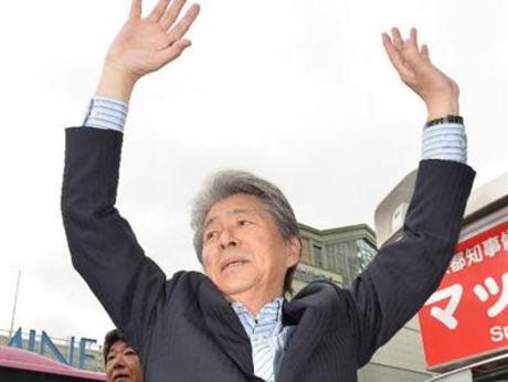 鳥越俊太郎さん、新たな公約を高らかに宣言 「『情報隠しゼロ』情報を全部公開する!」