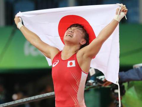 登坂絵莉が残り8秒で逆転金奪取!…女子48キロ級