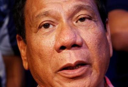フィリピン大統領、オバマ大統領への侮蔑発言を後悔