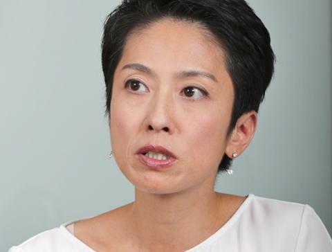 蓮舫氏、ネット民の誹謗中傷に怒り「母として耐えられません」