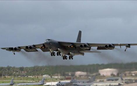 米爆撃機、12日にも朝鮮半島出動 北朝鮮が爆撃機に抵抗したら半島は火の海