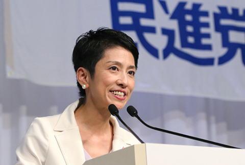 蓮舫氏「国籍に全員がアイデンティティを感じるものではない。私は国籍は日本人だが、アイデンティティは台湾人だ」