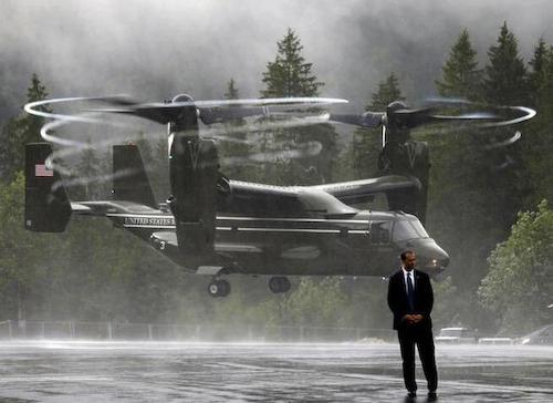 小籔千豊がオバマ大統領を非難「オスプレイ乗ってこい、バカタレ」