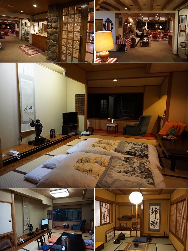 燕ホテル部屋