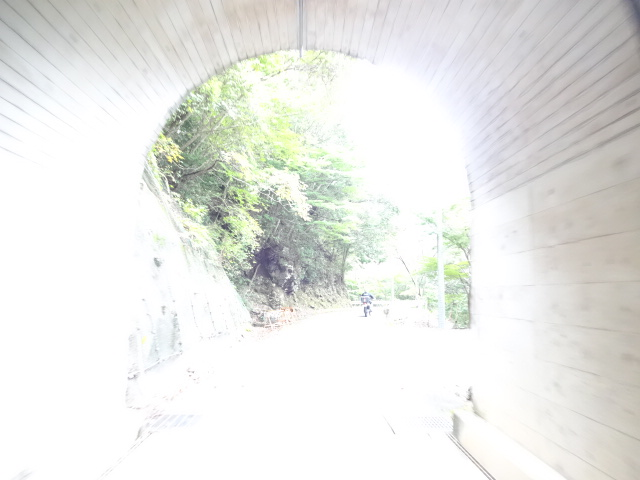 トンネル6