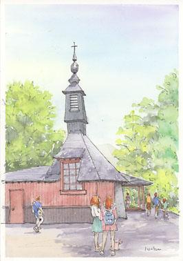 軽井沢パウロカトリック教会