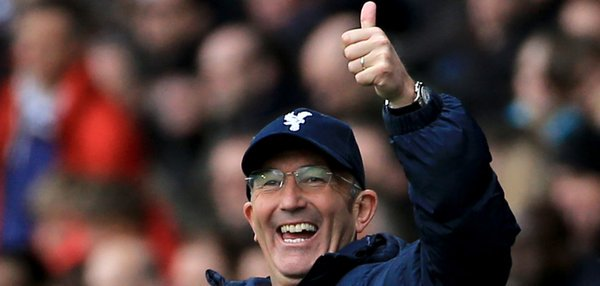 Tony Pulis dream destroyer