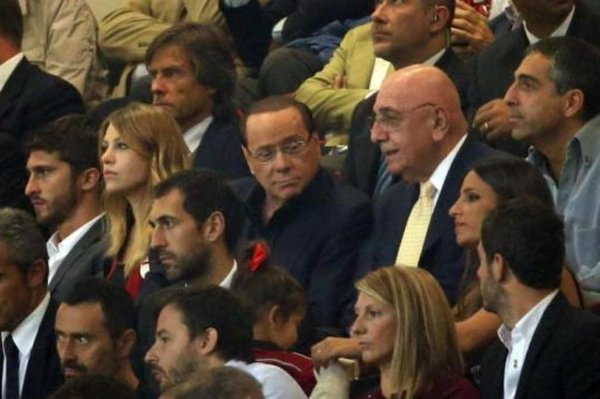 Brocchi in trouble Berlusconi had long phonecall with Galliani after Verona defeat