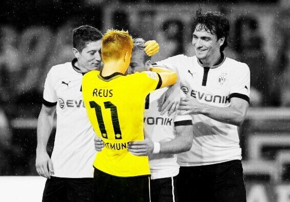 reus Heartbreaking